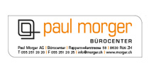 Logo Image paul morger